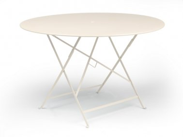 Table pliante bistro d117 lin - Fermob - Jardinerie Villaverde