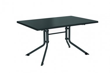 Table pliante - 115 x 70 cm - Jardinerie Villaverde